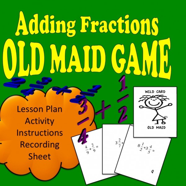 Adding Fractions Lesson Plan